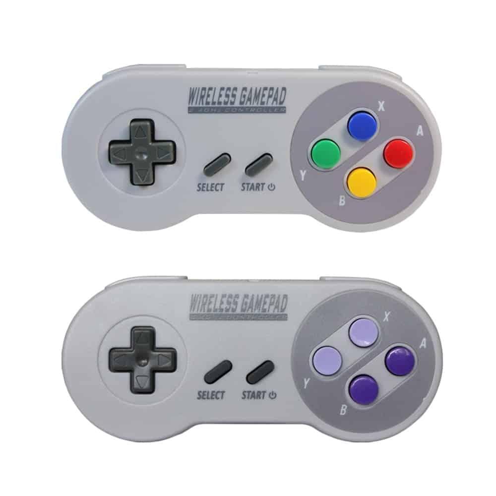 MASiKEN USB Controller Gamepad for Super Nintendo Classic Mini